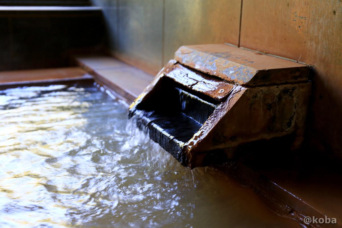 鉄分の多い黄褐色 開運の湯(かいうんのゆ)日帰り入浴 栃木 日光 ブログ