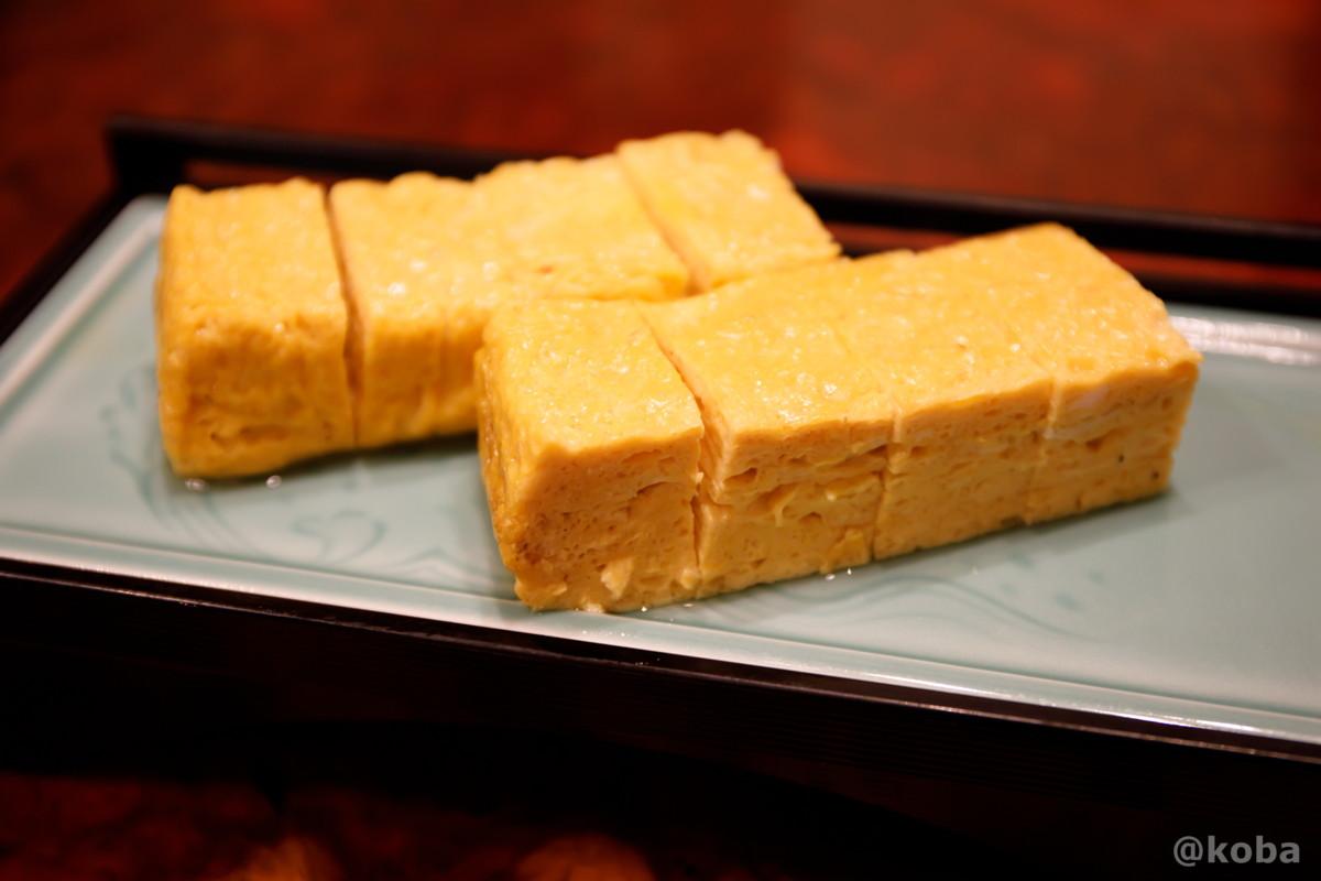 お寿司屋さんの玉子焼きの写真 たまずし 東京都葛飾区 しんこいわ