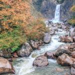 HDR「苗名滝」新潟県