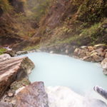 新潟「日帰り入浴」燕温泉 河原の湯