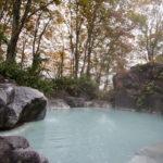 新潟「日帰り入浴」燕温泉 黄金の湯