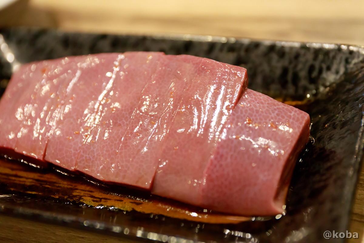 角が立って鮮度の良い豚レバーの写真 和敬 (わけい)ホルモン 焼肉 東京都葛飾区・立石 ブログ