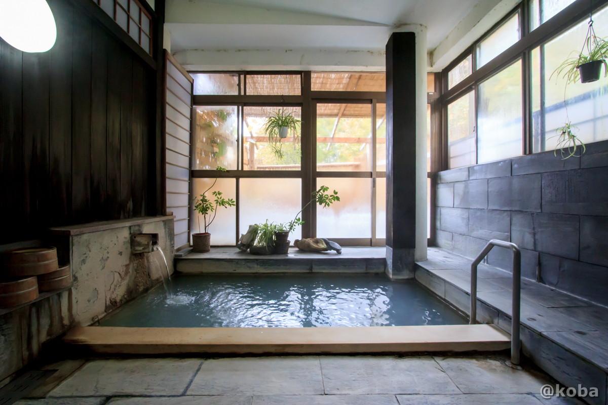 内湯の写真 燕温泉 樺太館(つばめおんせん からふとかん)新潟県 妙高市