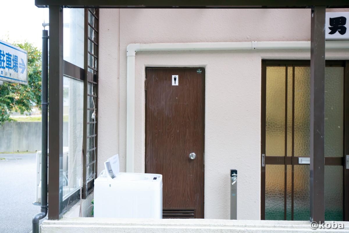 トイレの写真│湯沢共同浴場(ゆざわきょうどうよくじょう)│新潟県 温泉ブログ