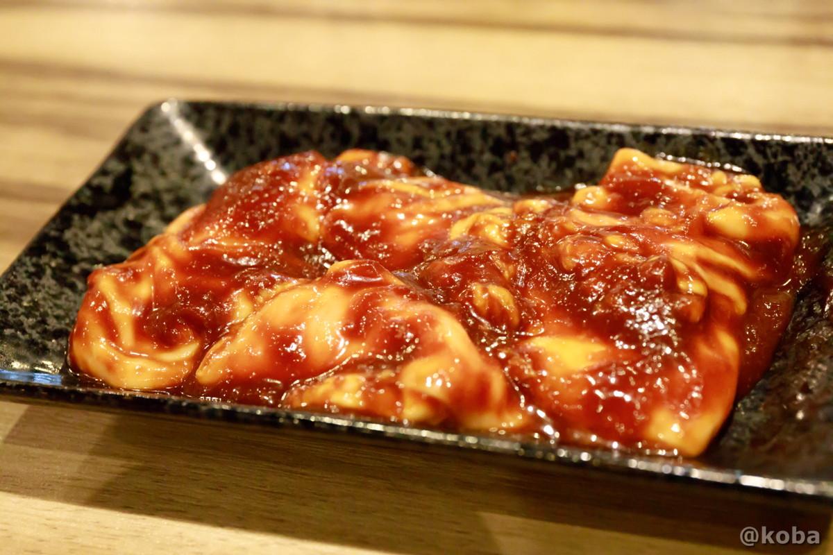 しろころ 580円 和敬 (わけい)ホルモン 焼肉 東京都葛飾区・立石 ブログ