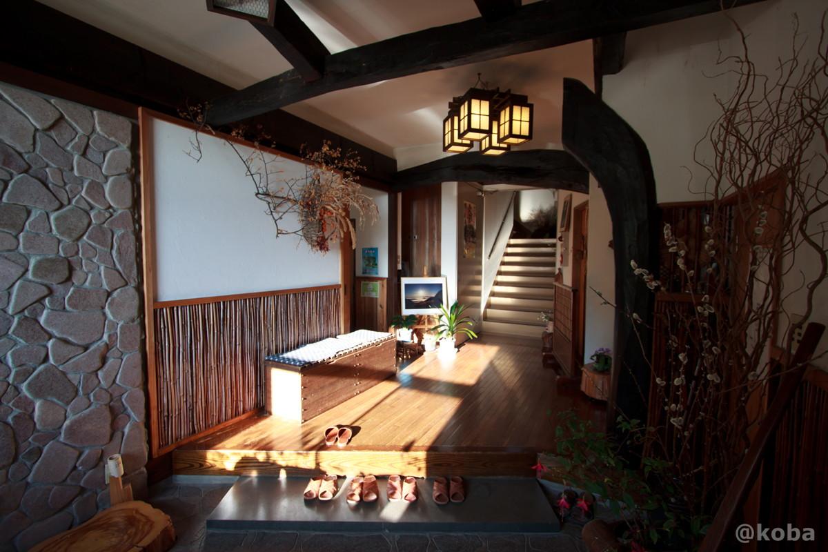 玄関ホールの写真 燕温泉 樺太館(つばめおんせん からふとかん)新潟県 妙高市