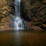 群馬県「落差約20m」大仙の滝(おおぜんのたき)