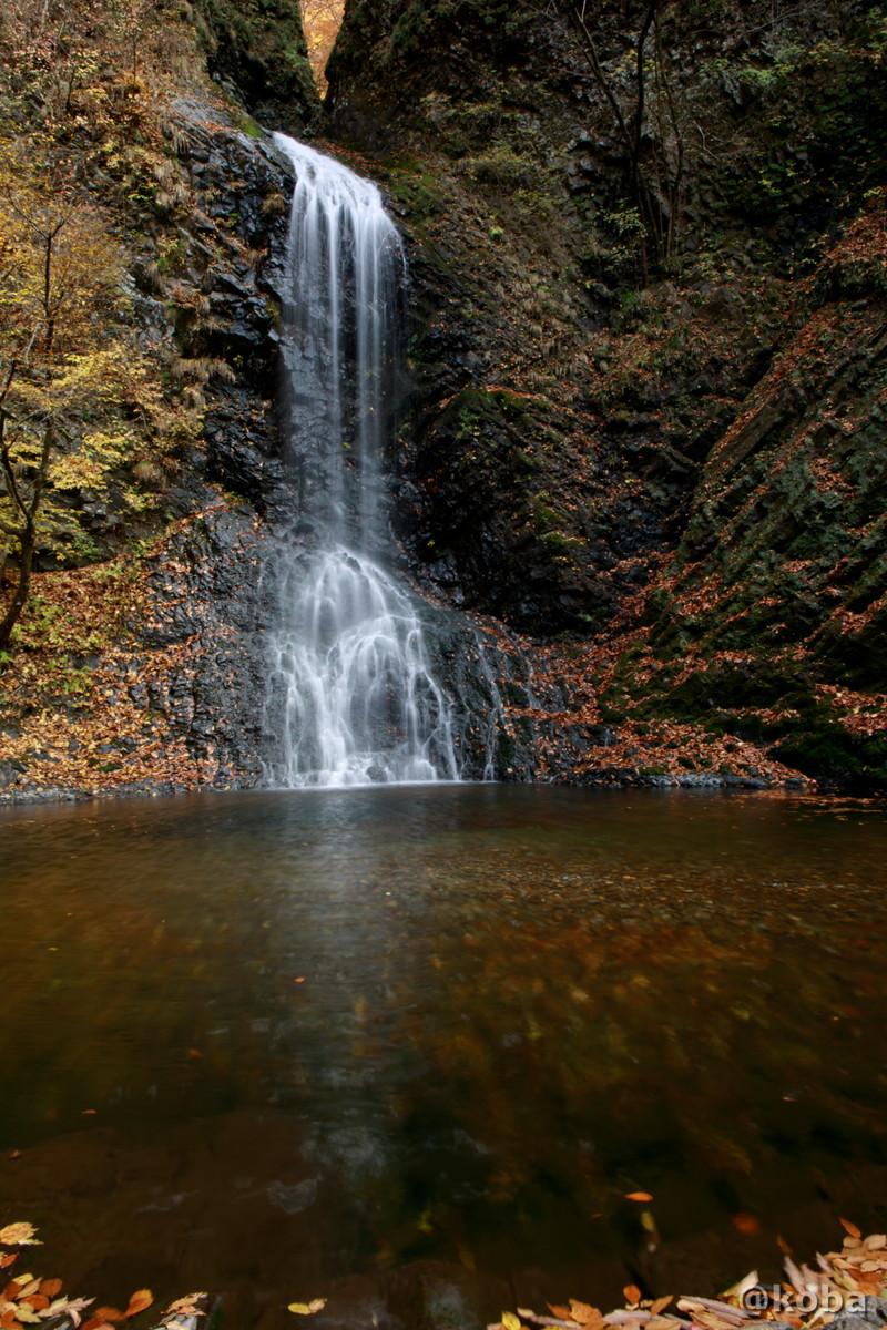 大仙の滝 Waterfall 群馬県 ブログ