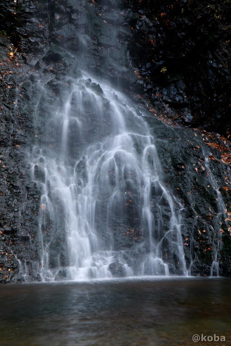 大仙の滝(おおぜんのたき) 群馬県 ブログ
