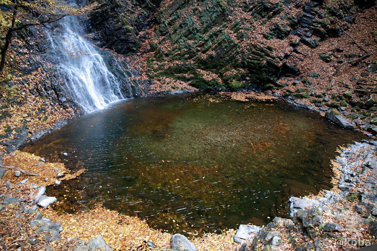 大仙(おおぜん)の滝 群馬県 ブログ