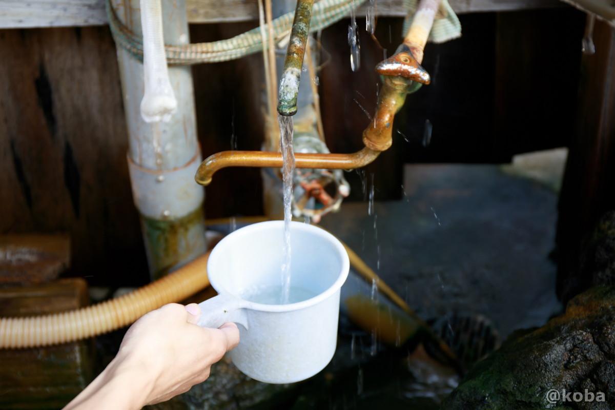 洗い場の水道の写真│京塚温泉・しゃくなげの湯 日帰り入浴│群馬県 ブログ