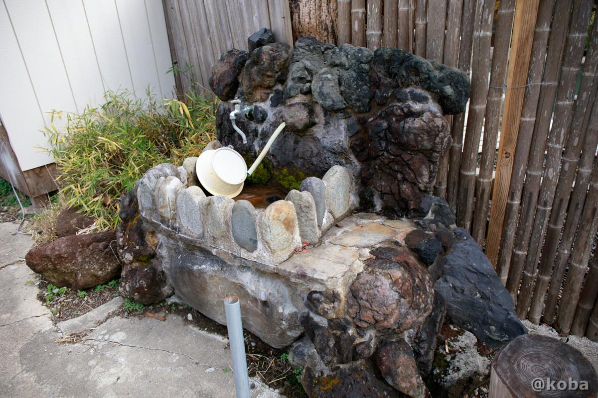 流し・手洗い場の写真│京塚温泉・しゃくなげの湯 日帰り入浴│群馬県 ブログ