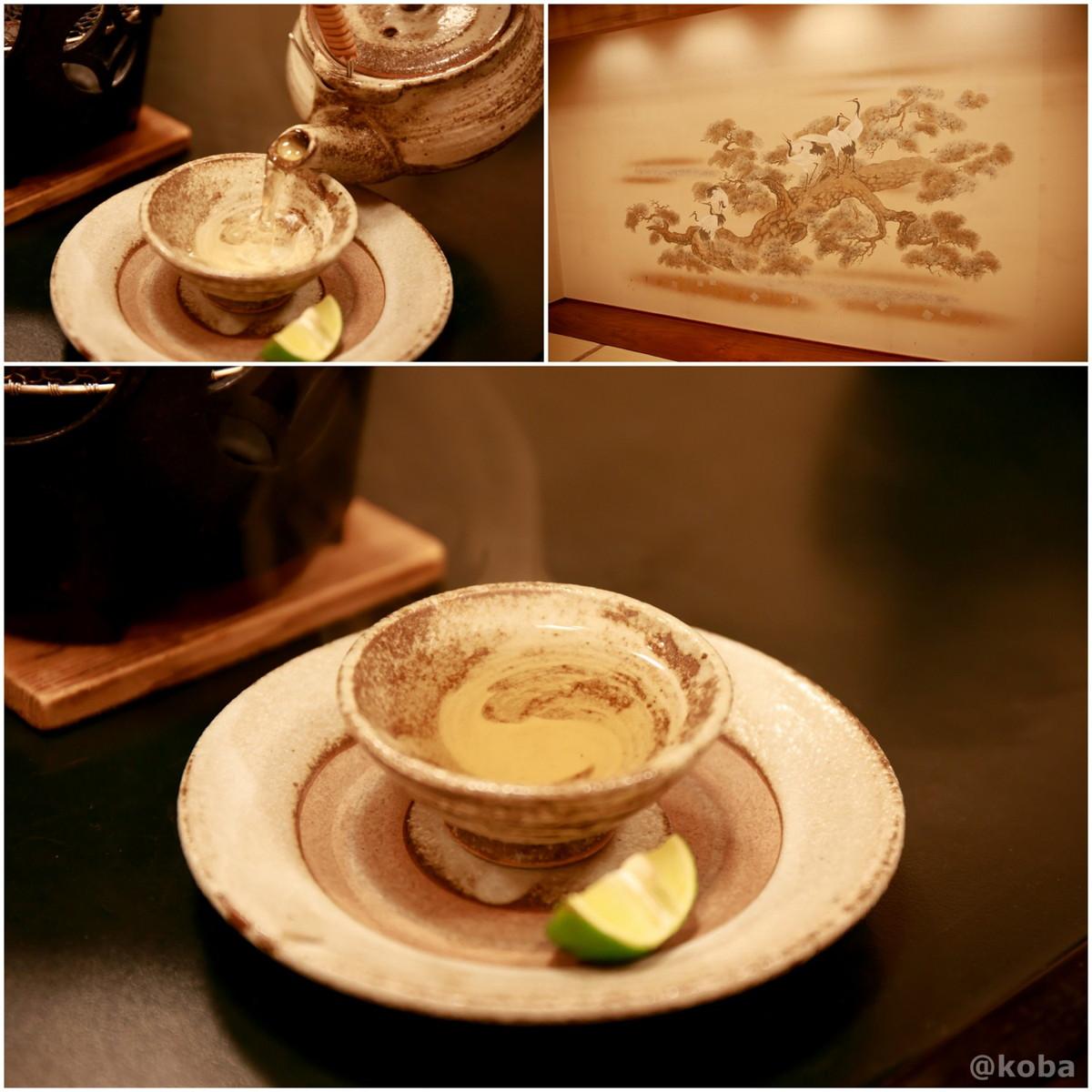 舞茸の土瓶蒸しの写真│たんげ温泉 美郷館(みさとかん)│群馬県 吾妻郡