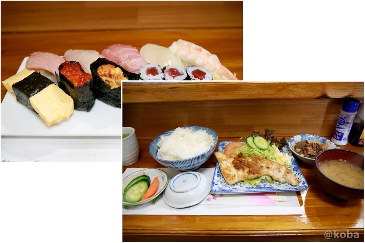 朝ごはん 定食と寿司│味館食堂(みたてしょくどう) │千葉県市川・南行徳駅