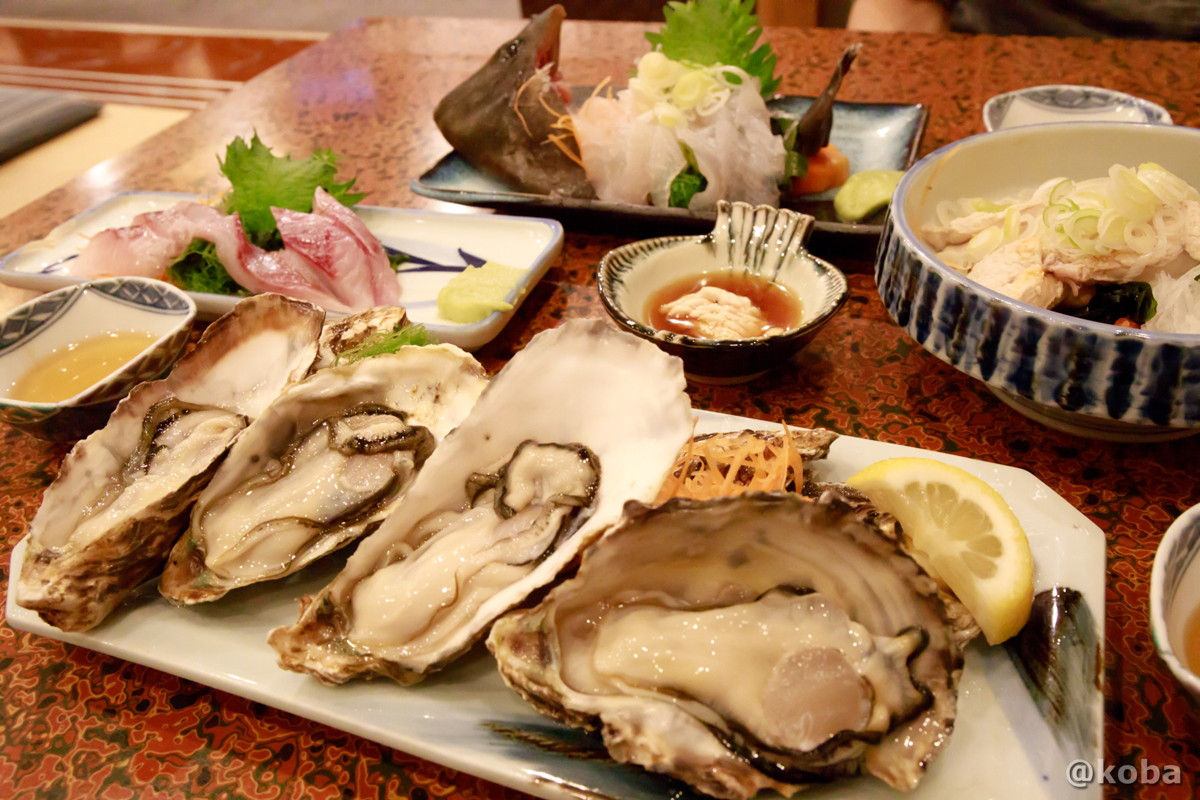 海鮮料理の写真│大衆割烹 ゑびす(えびす)居酒屋 和食│東京葛飾区 四ツ木