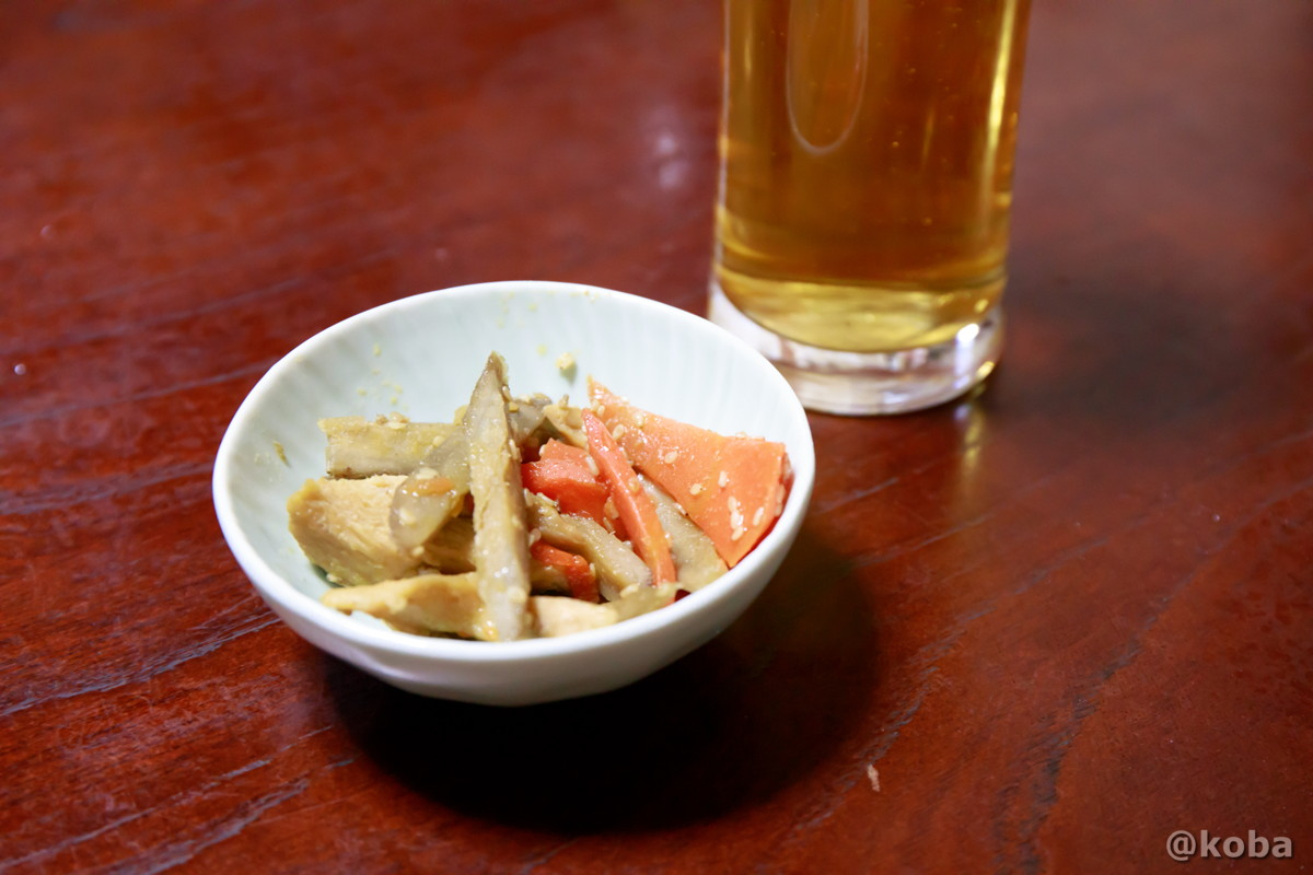 お通しの写真丨菜香(さいこう)丨東京都江戸川区 新小岩