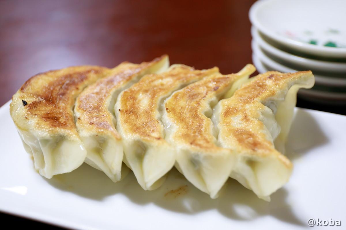 焼餃子の写真丨菜香(さいこう)中華料理・四川丨東京都江戸川区 新小岩