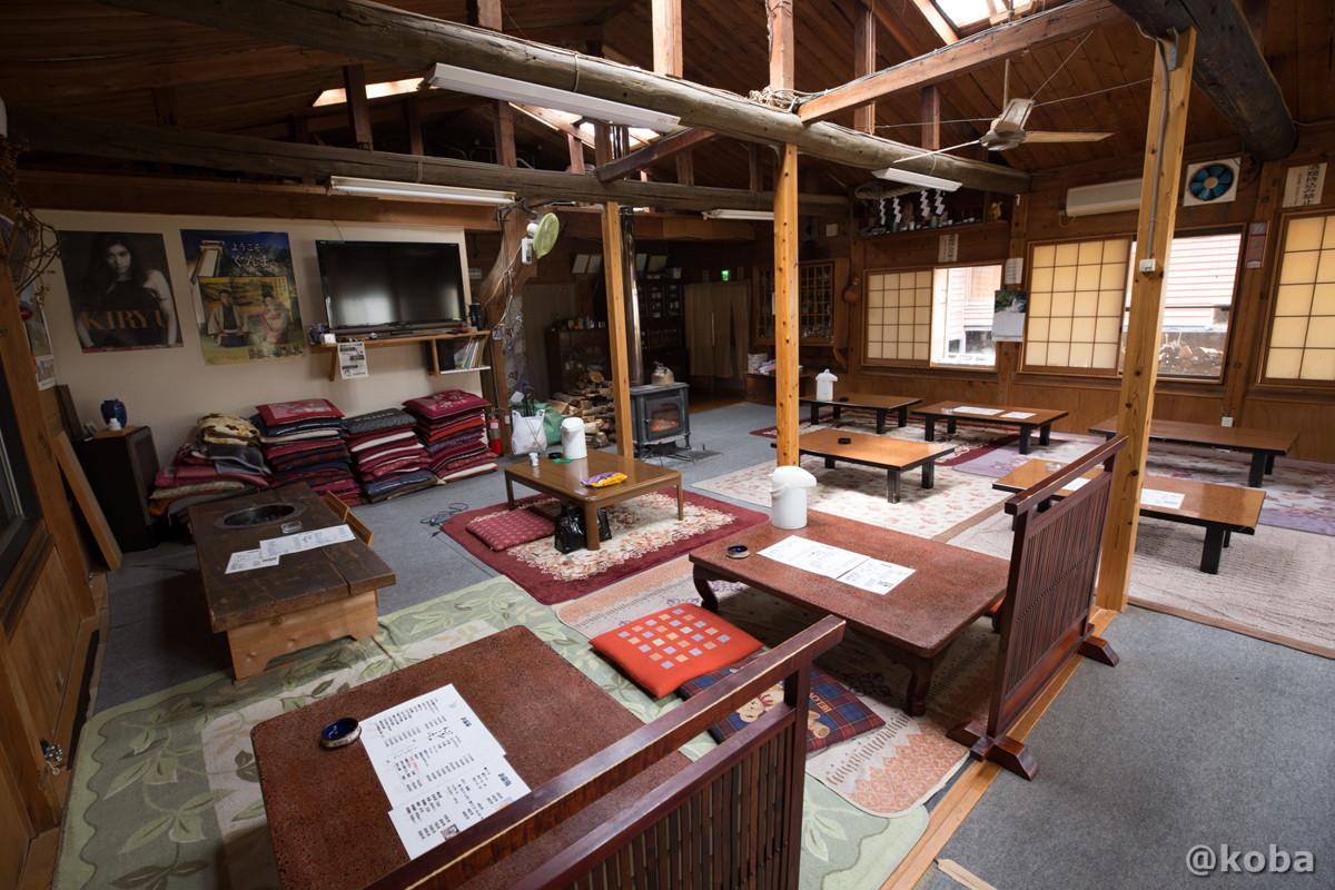 内観の写真 八千代温泉 芹の湯 食事処 群馬県 下仁田町