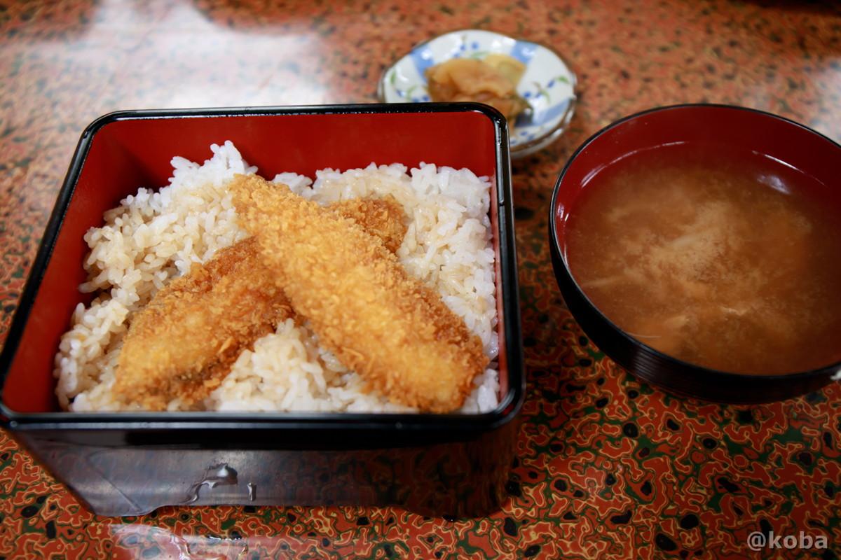マス重 900円の写真 八千代温泉 芹の湯 食事処 群馬県 下仁田町