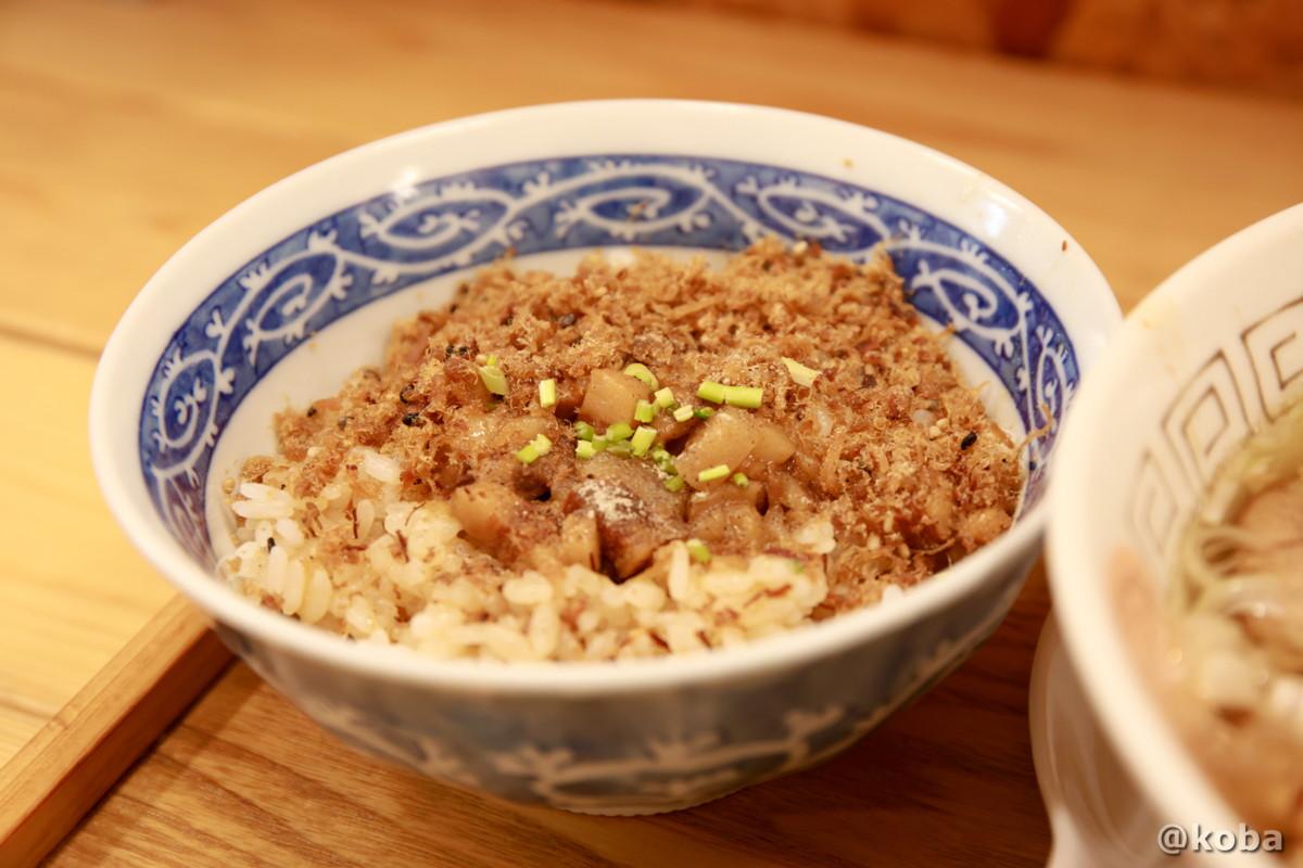 魯肉飯(小)の写真|赤丸(あかまる)ランチ 台湾料理店・ラーメン|東京都葛飾区・新小岩