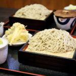 群馬「舞茸の天ぷらが食べたくて!」そば処 六合 野のや(くに ののや)