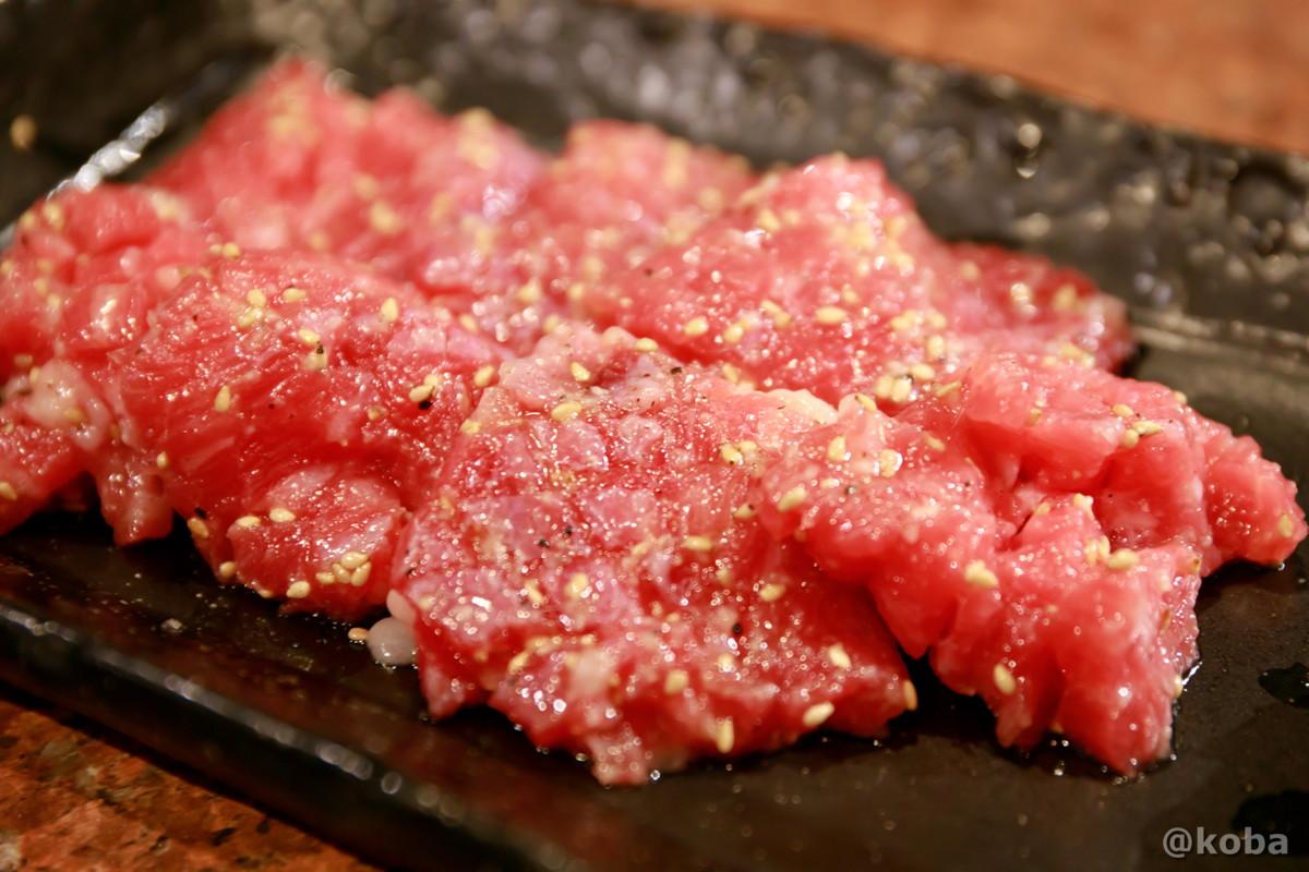 カッパの写真│炭火焼肉 矢つぐ(やつぐ)│東京都江戸川区・新小岩