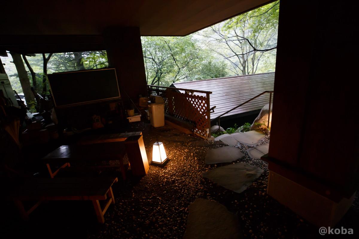 通路の写真|滝沢温泉 滝沢館|日本秘湯を守る会|群馬県