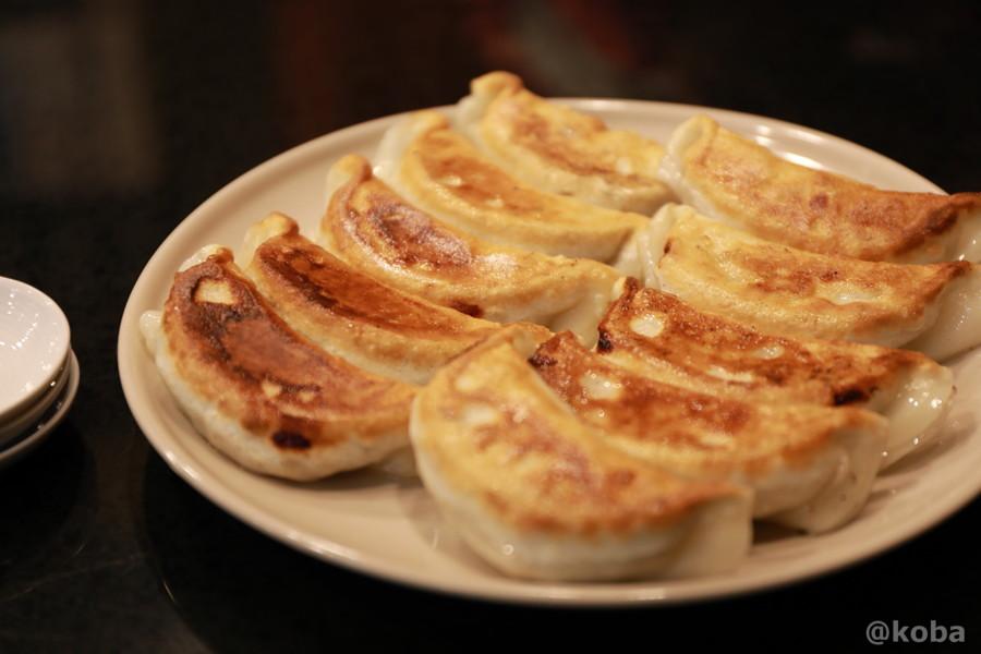 タレなし餃子の写真│永楽(えいらく)│中華料理│東京都江戸川区・京成小岩