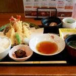 青砥「天ぷら御膳・気まぐれ日替わりランチ♪」天ぷら割烹 うさぎ