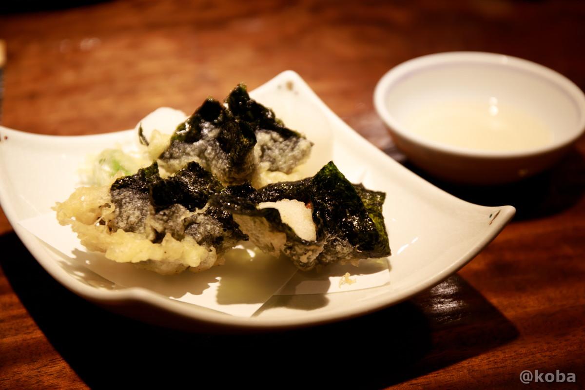 ウニのいそべあげの写真|福島(ふくしま)和食 海鮮料理|東京都葛飾区・新小岩