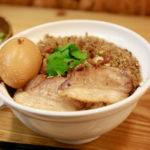 新小岩「ルーロー飯が食べたくて」赤丸 台湾料理店