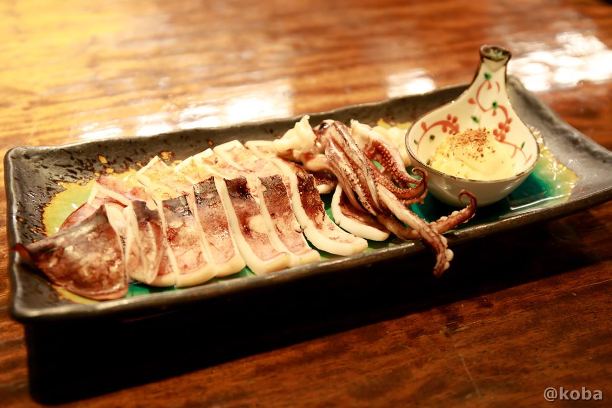 烏賊の一夜干しの写真|福島(ふくしま)和食 海鮮料理|東京都葛飾区・新小岩