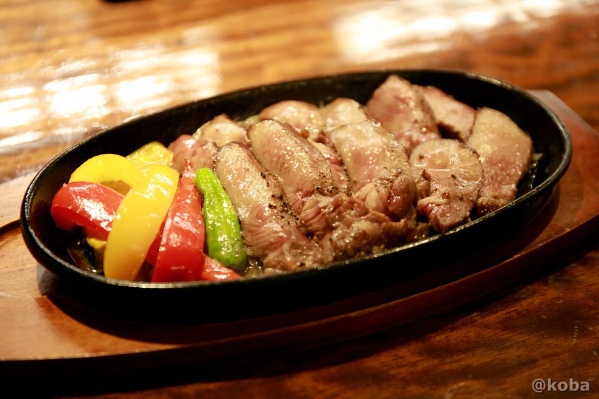 仙台産、牛タン炙り焼きの写真|福島(ふくしま)和食 海鮮料理|東京都葛飾区・新小岩