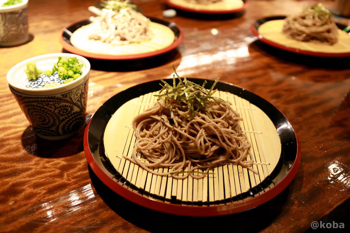 蕎麦の写真|福島(ふくしま)和食 海鮮料理|東京都葛飾区・新小岩
