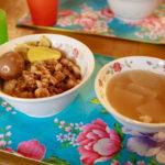 京成曳舟「カフェランチ・日曜限定ルーロー飯」帆帆魯肉飯(ファンファンルーローファン)台湾料理