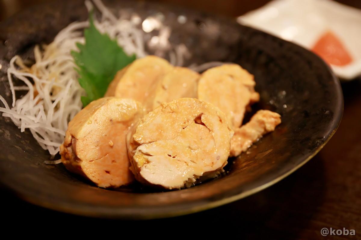 あん肝の写真|六人衆(ろくにんしゅう) ROKUNIN SYU 日本酒 居酒屋|東京都江戸川区・小岩|こばブログ