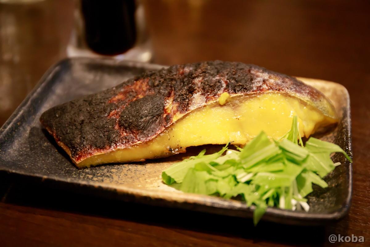 今日の西京焼き ヒラマサの写真|六人衆(ろくにんしゅう) ROKUNIN SYU 日本酒 居酒屋|東京都江戸川区・小岩