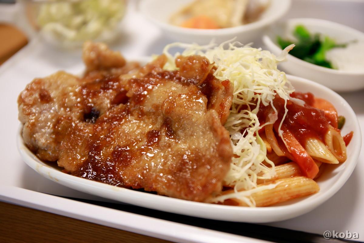 豚生姜焼きの写真|そらのすぷーん 定食屋|ランチ|東京都葛飾区・奥戸・JR新小岩駅|こばブログ