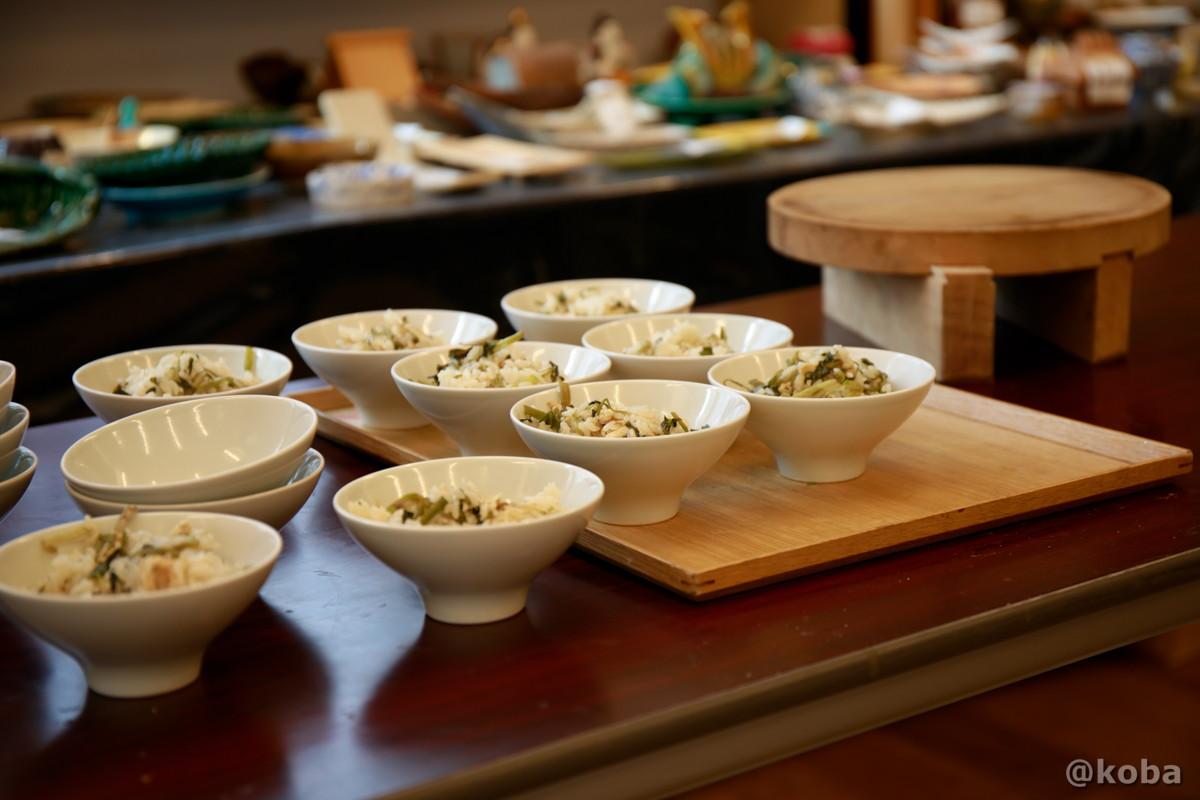 セリご飯の写真|宇豆基野(うずきの)本店 湯葉懐石ランチ 豆腐料理店|東京都足立区・北千住|こばフォトブログ
