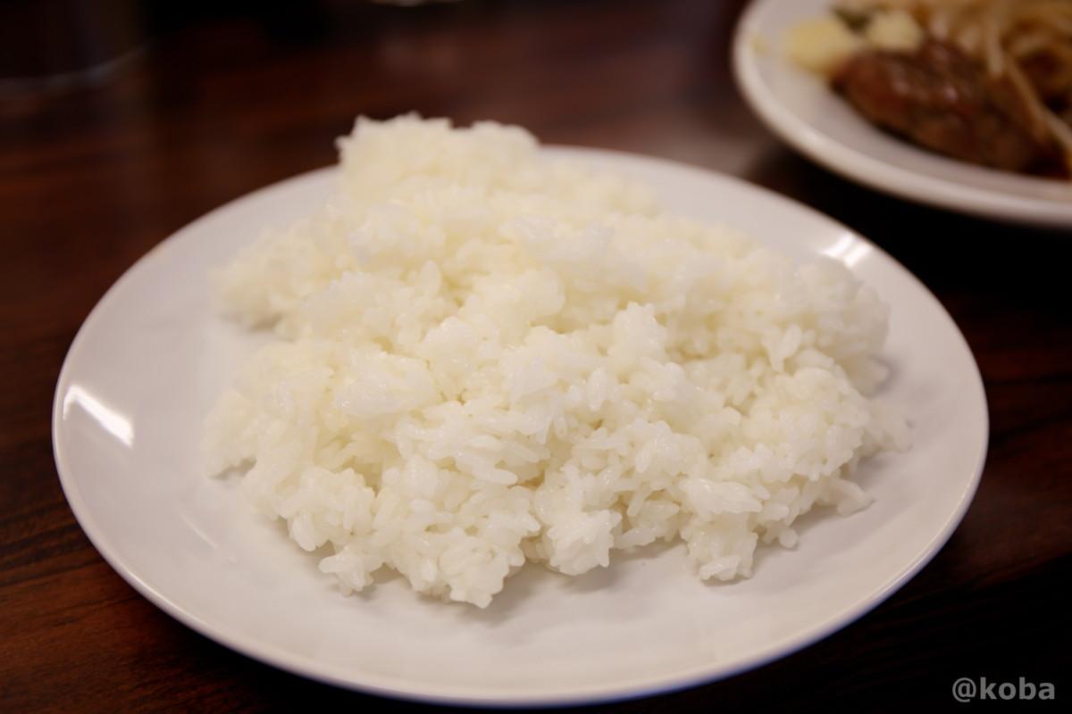 ライス大盛りの写真|こめとすてーき(米とステーキのお店) |東京都葛飾区・新小岩駅・松島|こばブログ