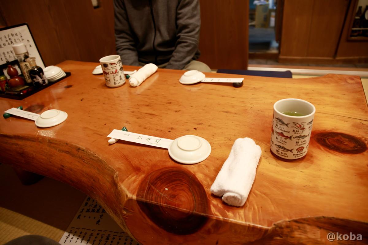 内観 座敷席の写真|玉寿司(たまずし)鮨ランチ|東京都葛飾区・新小岩|こばブログ