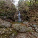 [360]檜原村「日本の滝百選! 払沢の滝(ほっさわのたき )」落差62メートル