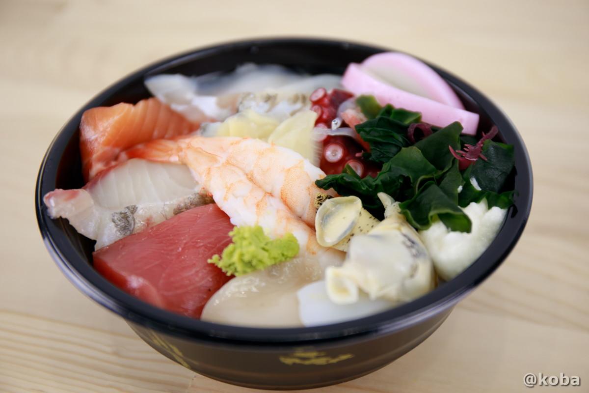 海鮮丼の写真|玉寿司(たまずし)テイクアウト ランチ|東京都葛飾区・新小岩|こばフォトブログ