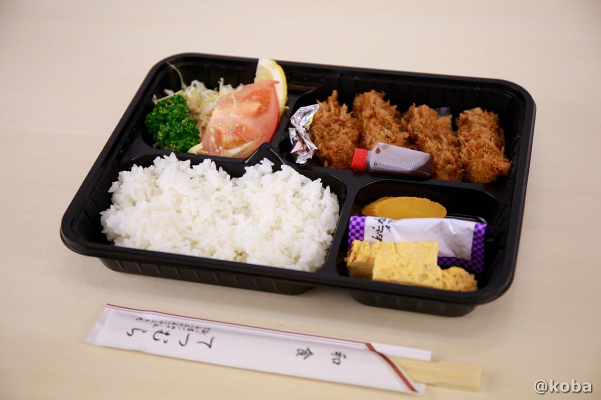 牡蠣フライ弁当の写真|割烹 てつむら|テイクアウト 和食ランチ 食事処|東京都葛飾区・新小岩|こばフォトブログ