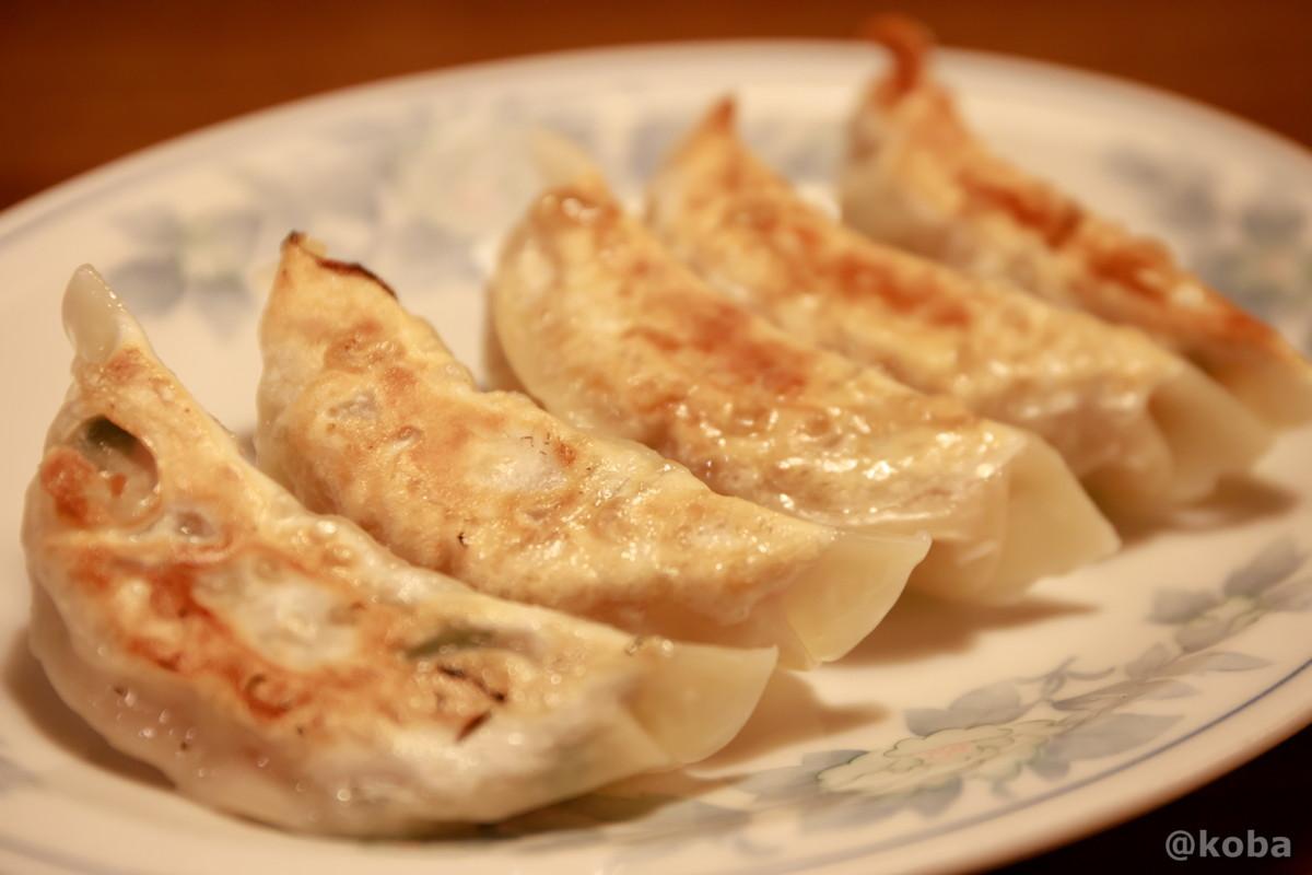 焼き餃子の写真 中国料理 大三元(だいさんげん)東京都葛飾区・新小岩駅|こばフォトブログ