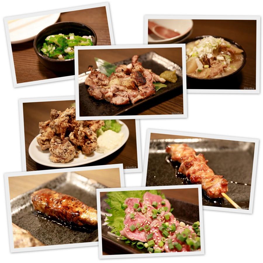 いろは 料理の写真|彩波(Iroha イロハ)もつ焼き やきとん 居酒屋|かつしかく・しんこいわ|こばフォトブログ