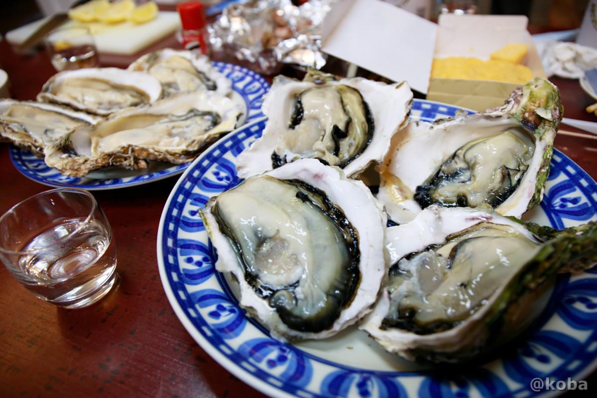 いえ飲み牡蠣と酒|こばフォトブログ