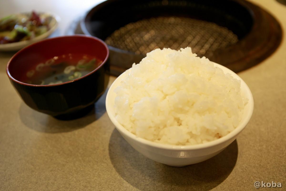 ご飯大盛り,スープの写真|南山(NAMSAN なんさん)|焼肉料理 Yakiniku|東京都葛飾区・堀切菖蒲園駅|こばフォトブログ