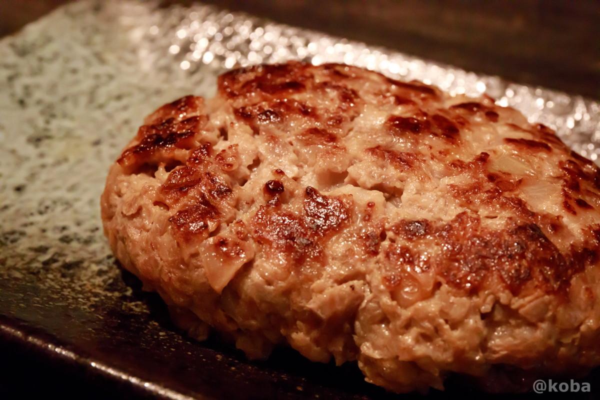 美味しすぎる黒毛和牛切り落とし肉のハンバーグの写真|和牛 肉の山越(ヤマコシ)|肉屋 食肉|みのり会商店街 葛飾区東新小岩|こばフォトブログ