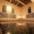 内湯 総檜風呂の写真│たんげ温泉 美郷館(みさとかん)│群馬県 吾妻郡